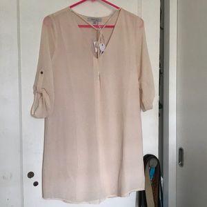 NAKED ZEBRA DRESS